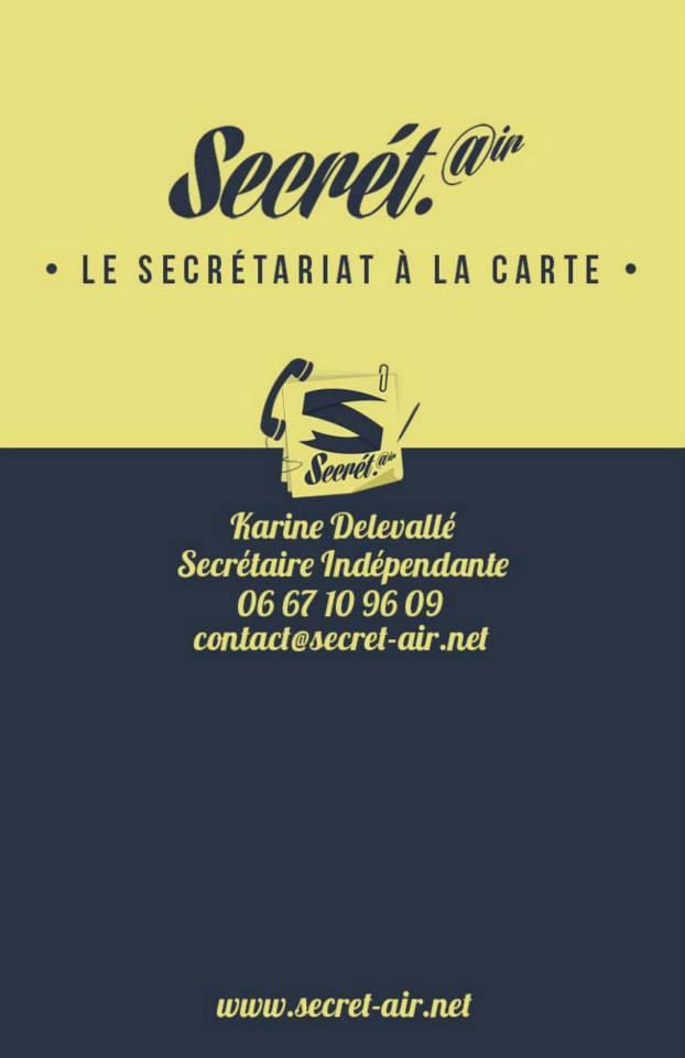carte visite Karine Delevallé Secrét.@ir